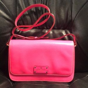 Kate Spade Hot Pink Purse